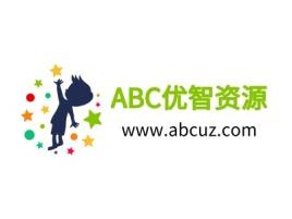 ABC优智资源logo标志设计