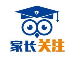 重庆家长logo标志设计