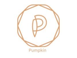 Pumpkin店铺标志设计