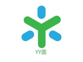 YY面品牌logo设计