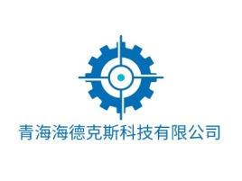 青海海德克斯科技有限公司企业标志设计