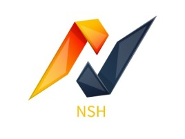 NSH公司logo设计