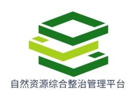 自然资源综合整治管理平台企业标志设计