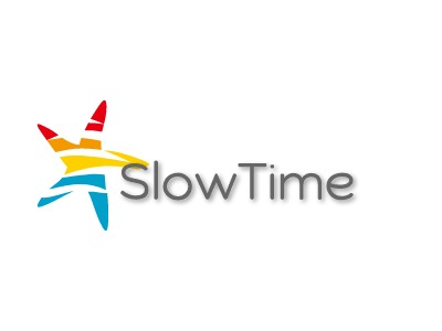 SlowTimelogo标志设计