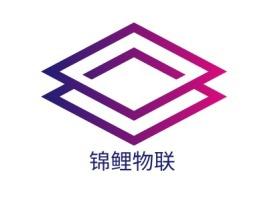 锦鲤物联公司logo设计