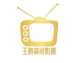 王晓菊说影视logo标志设计