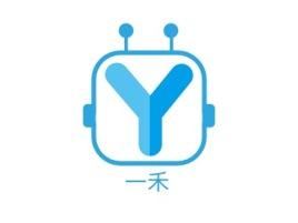 一禾公司logo设计