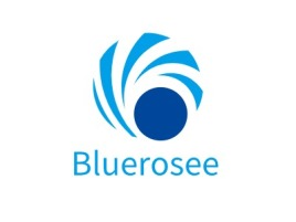 Bluerosee门店logo设计