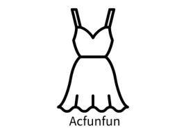 Acfunfun店铺标志设计