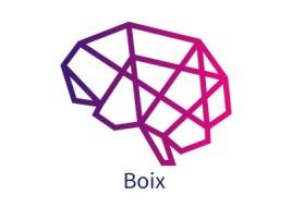 Boix公司logo设计
