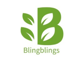 Blingblings公司logo设计