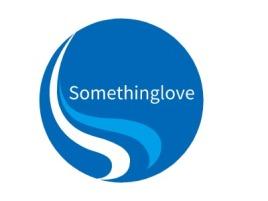 Somethinglove店铺标志设计