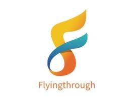 Flyingthroughlogo标志设计
