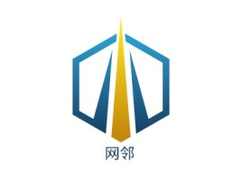 网邻公司logo设计