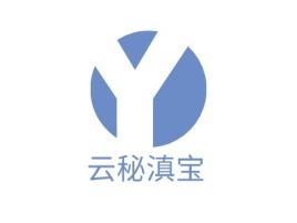 云秘滇宝公司logo设计