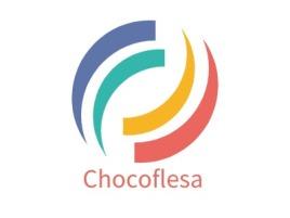 Chocoflesalogo标志设计