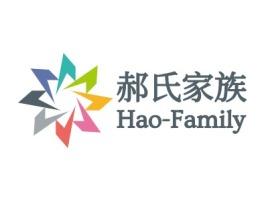 Hao-Family企业标志设计