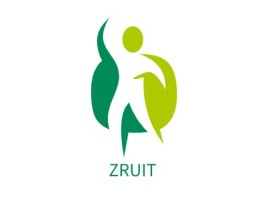 重庆ZRUITlogo标志设计