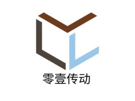 零壹传动店铺标志设计