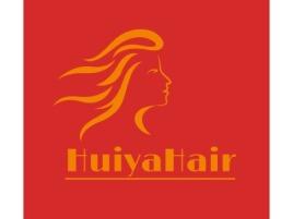 HuiyaHair门店logo设计