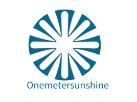 Onemetersunshine店铺标志设计