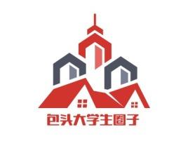 包头大学生圈子公司logo设计