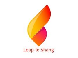 Leap le shanglogo标志设计