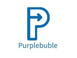 Purplebuble公司logo设计
