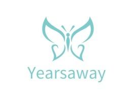 Yearsaway门店logo设计