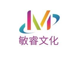 敏睿文化logo标志设计