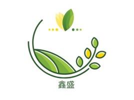 鑫盛品牌logo设计