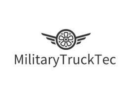 MilitaryTruckTec公司logo设计