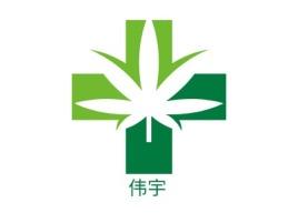 伟宇品牌logo设计