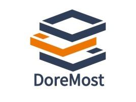 DoreMost公司logo设计
