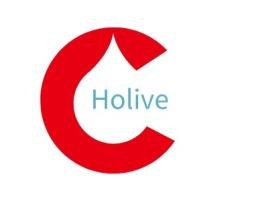 Holive公司logo设计