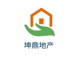 坤鼎地产企业标志设计