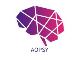 AOPSYlogo标志设计