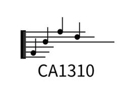 CA1310logo标志设计