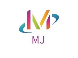 MJlogo标志设计