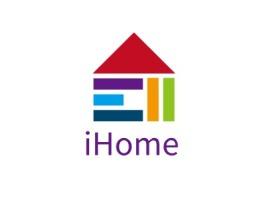 iHome企业标志设计