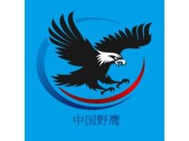 中国野鹰企业标志设计