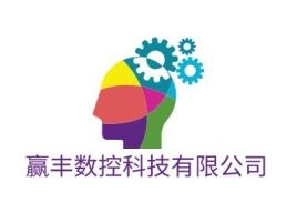赢丰数控科技有限公司企业标志设计
