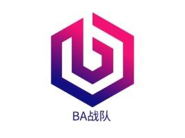 BA战队logo标志设计