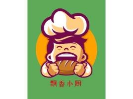 飘香小厨品牌logo设计