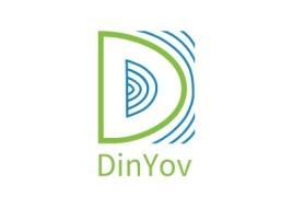 DinYovlogo标志设计