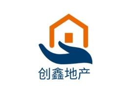 创鑫地产企业标志设计
