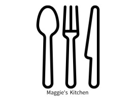 Maggie's Kitchen品牌logo设计