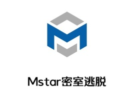 Mstar密室逃脱logo标志设计