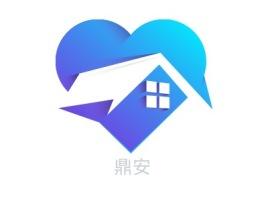 鼎安企业标志设计