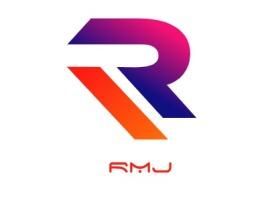 RMJ公司logo设计